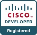 wti is registered cisco developer