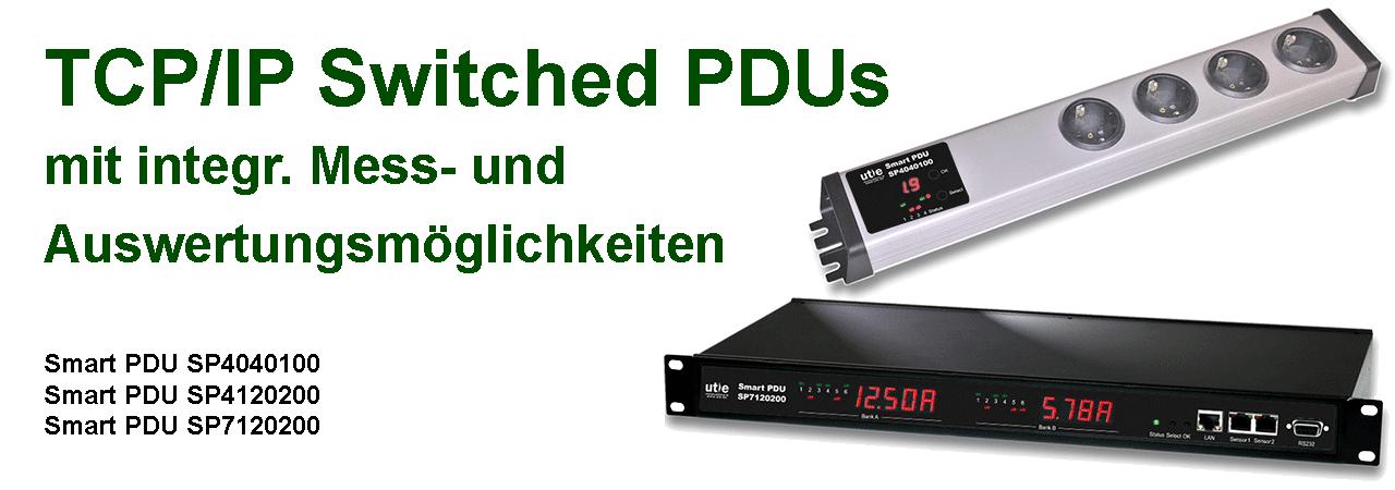 Smart PDUs SP-Serie