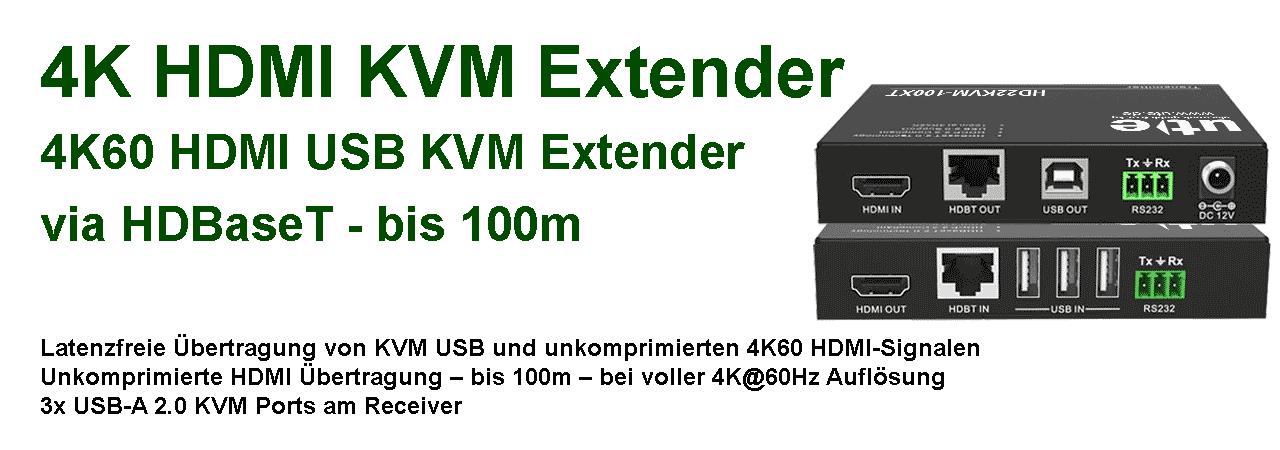 HD22KVM-100X