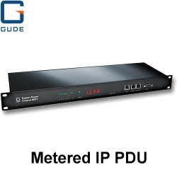 GUDE Metered IP PDUs