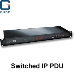 GUDE Switched IP PDUs