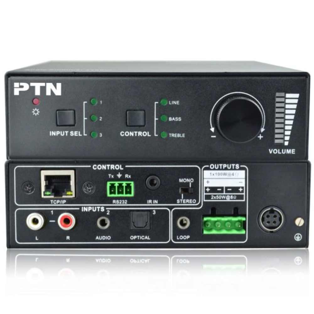 PTN PA250 Audioverstärker | Digital Audio Amplifier