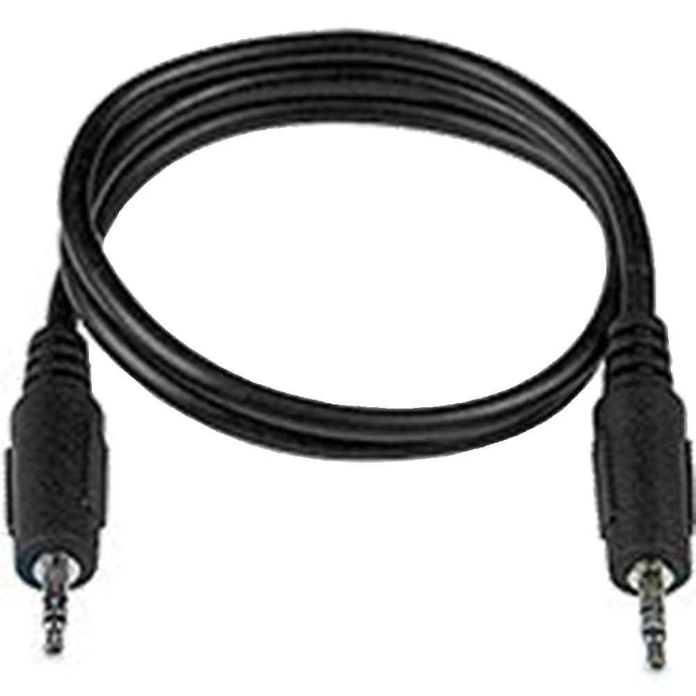 Audiotechnik : 2,5mm Stereo Anschluss-Kabel (Stecker/Stecker)
