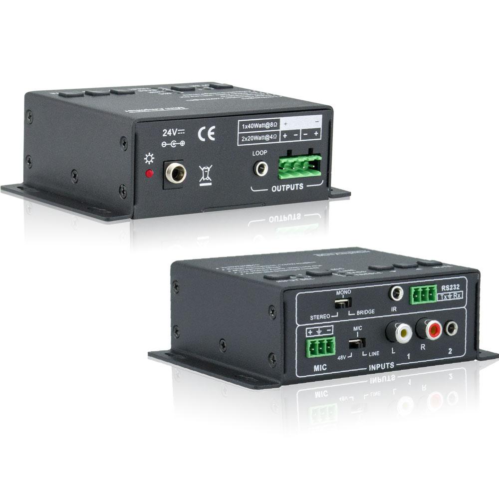 AMV2B Audioverstärker | Digital Audio Amplifier