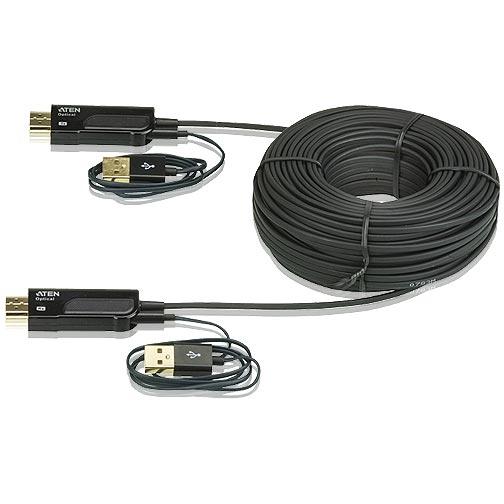 glasfaserkabel aktives optisches hdmi kabel. Black Bedroom Furniture Sets. Home Design Ideas