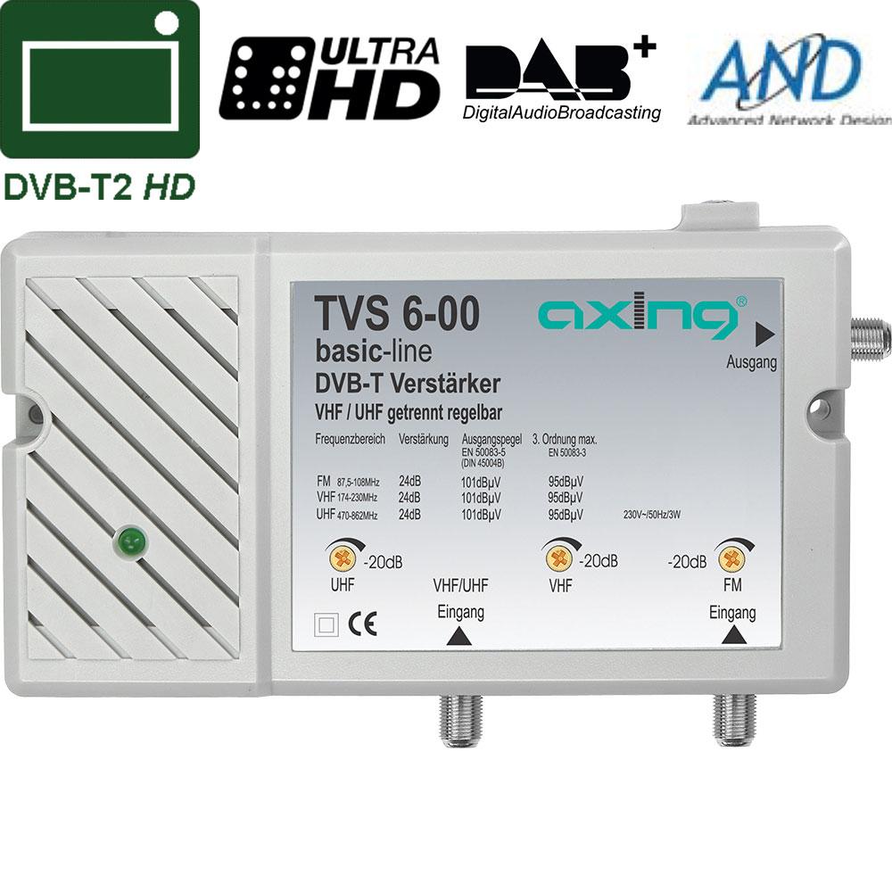DVB-T Verstärker