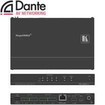 Kramer FC-404Net | 4X4 Dante Interface