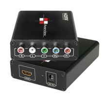 Component Video aud HDMI Wandler