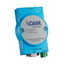 ADVANTECH ADAM-4571:  1-Port Ethernet RS232/422/485 Device Server