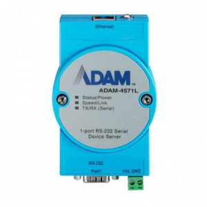 ADVANTECH ADAM-4571L: 1-Port Ethernet RS232 Device Server