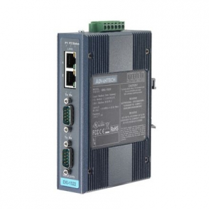 ADVANTECH EKI-1522:  2 Port RS232/422/485 Device Server
