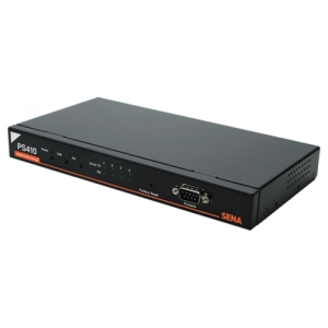 SENA Device Server PS410: 4-port RS232/422/485 Male DB9
