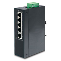 ISW-501T 5-Port Industrie Ethernet Switch