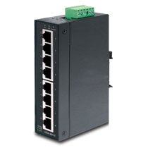 ISW-801T 8-Port Industrie Ethernetswitch