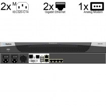 Raritan DSX2-4M: 4-Port Serial Console Server mit Modem