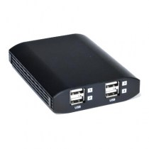 4-Port USB 2.0 over IP Extender