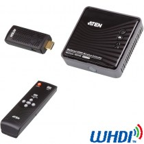 ATEN VE819: Multicast Wireless HDMI Extender Set für unkomprimierte Full HD 1080p Videoübertragung per Funk (drahtlos)