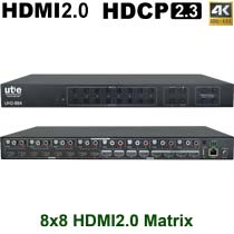 videotechnik_hdmi-matrix_uh2-88a