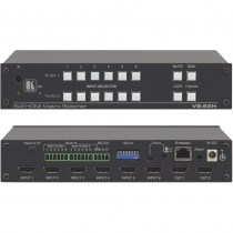 Kramer VS-62H: Ein 4K 6x2 HDMI Matrixschalter (Matrix Switcher) mit Step-in Funktion und 3D-Support.