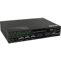 PTN SC51D: Full HD Scaler Switch mit 5 Audio- und 5-Video-Eingängen