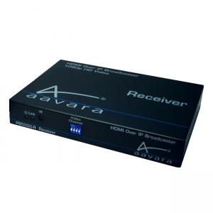 aavara PB5000: HDMI over IP Broadcaster - Receiver