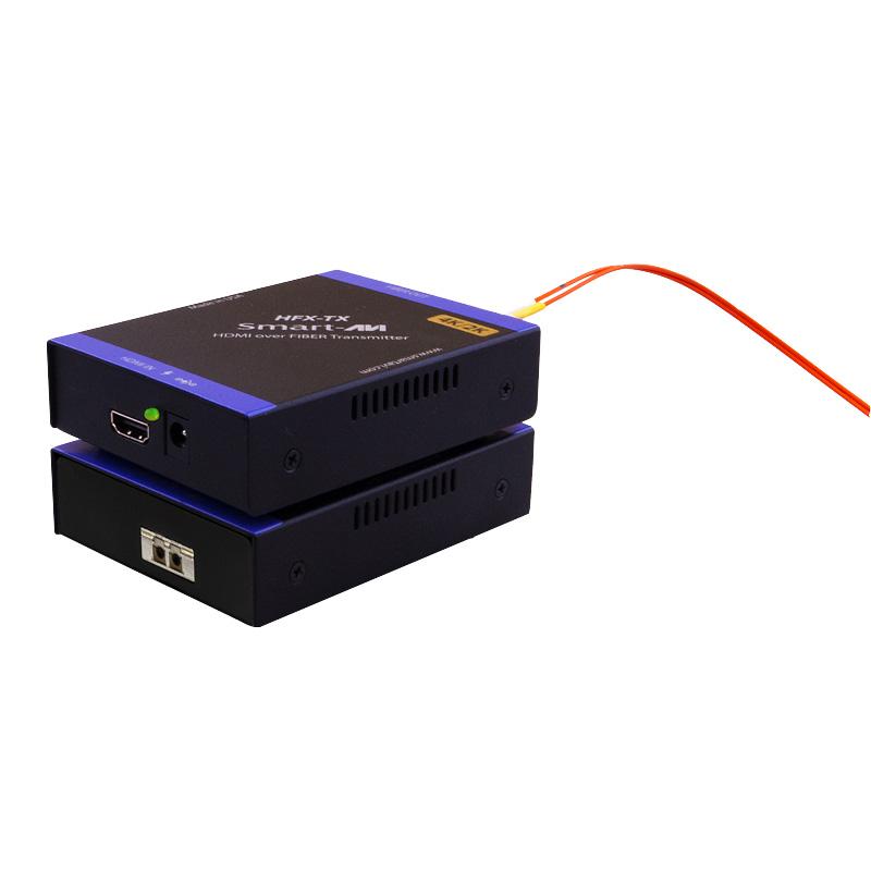 4k ultra hd hdmi fiber extender bis zu 300m ber glasfaser. Black Bedroom Furniture Sets. Home Design Ideas