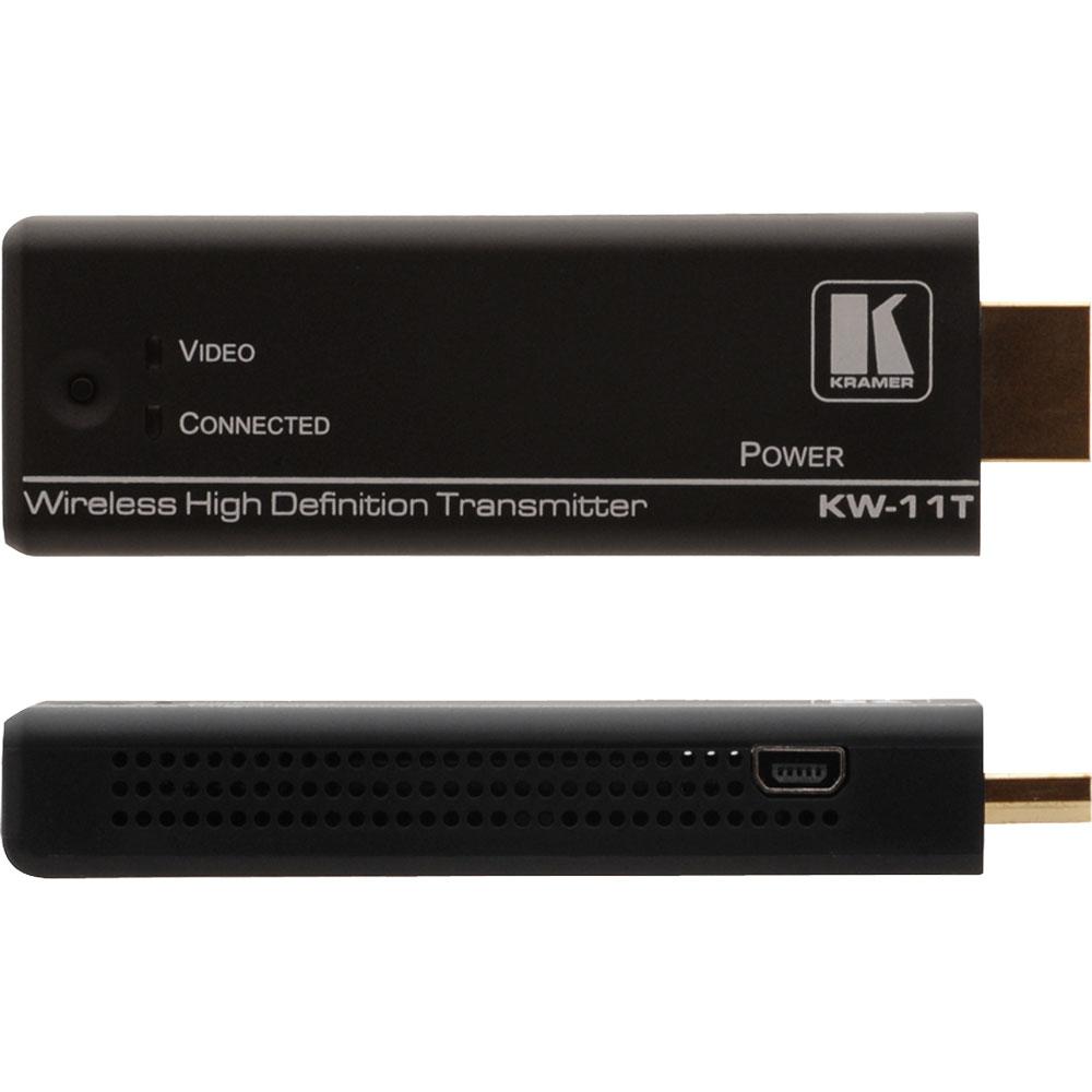 Kramer KW-11: Wireless HDMI Übertragungssystem - 1080p