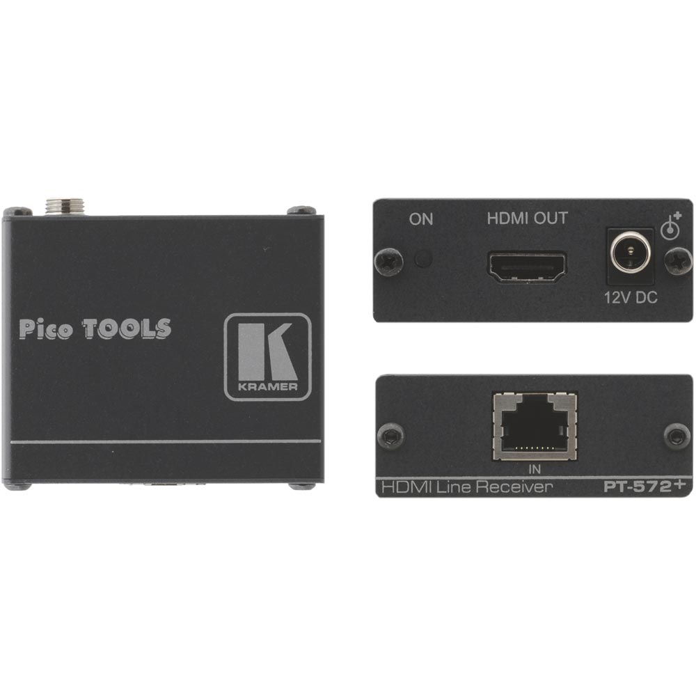 Kramer PT-572+ | Twisted Pair Empfänger für HDMI | U.T.E.