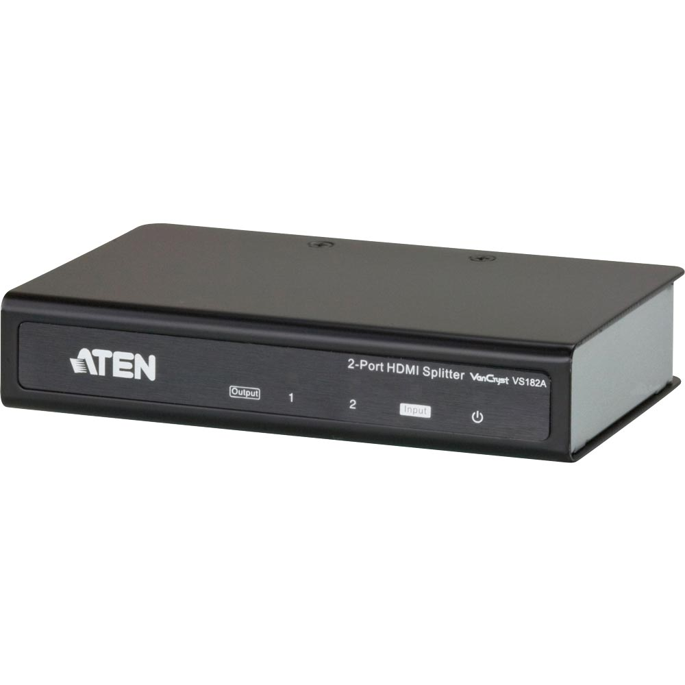 videotechnik aten vs182a vs184a 4k uhd hdmi splitter. Black Bedroom Furniture Sets. Home Design Ideas